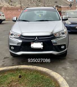 Mitsubishi ASX 2018 Automática negociable