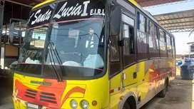 SE VENDE BUS AÑO 2006, TODO OPERATIVO, DOCUMENTOS EN REGLA