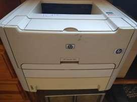 Vendo impresora HP LaserJet 1160