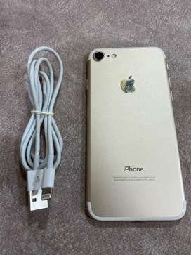 Iphone 7 de 32 gb gold