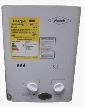 Mantenimiento calentadores de agua Mabe
