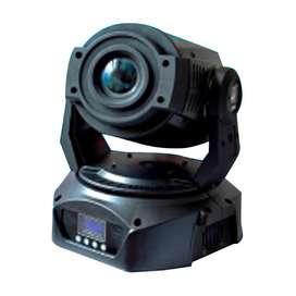 Cabeza Big Dipper LS90 Movil Spot Led Negro 150W