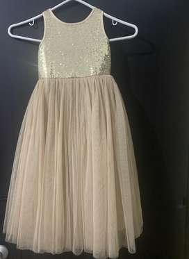 Vestido de niña Elegante