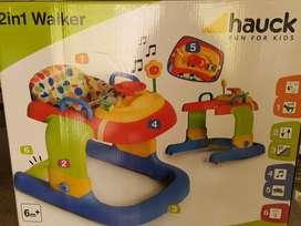 ANDADOR HAUCK 2IN1 WALKER