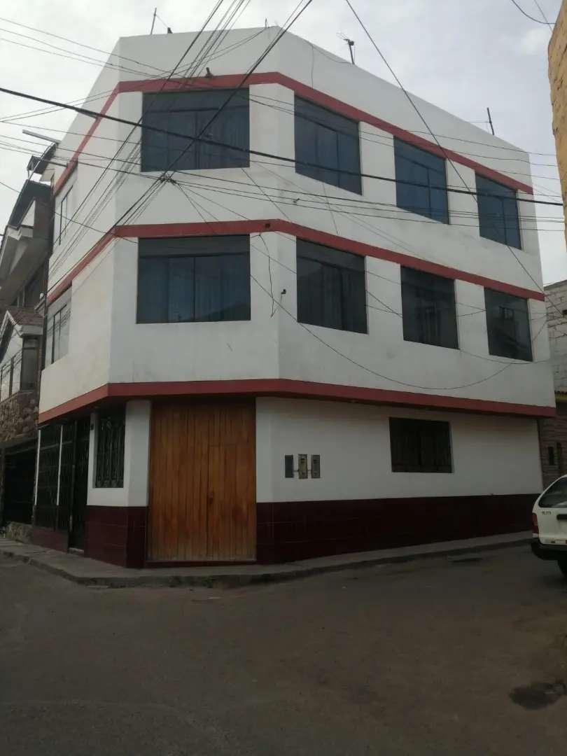 Vendo casa en zona centrica de Tacna