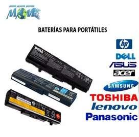 Vendo bateria para portatil nueva!