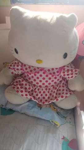 Muñeca Grande Hello Kitty