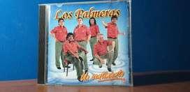 """CD Los Palmeras """"Un sentimiento"""""""
