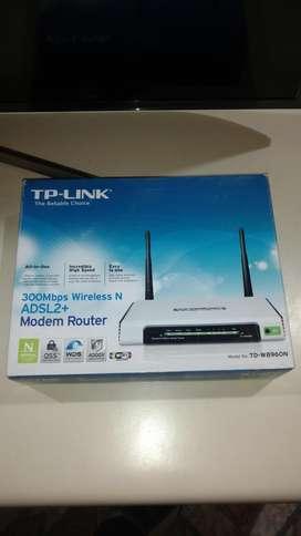 Modem Router 2 Antenas Escucho Ofertas