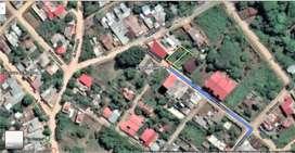 Vendo 3 terrenos en ciudad Tarapoto, a 6 minutos del centro