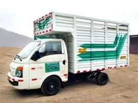 Servicio de mudanza y carga en general buen trato