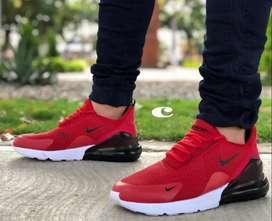 Zapato Tennis Deportivo Nike 270 Para Caballero