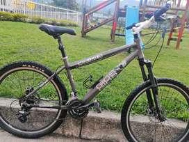 Bicicleta MTB Talla M RIN 26