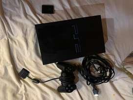 Pongo ala Venta Consola De PlayStation 2 Fat En Buen Estado