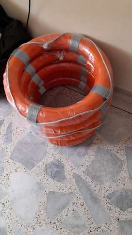 Aro flotador salvavidas