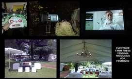 TÉCNICA, Sonido, Iluminación, Filmación, Edición Profesional y Administración de eventos tanto públicos como privados