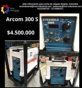 Equipo de soldadura Arcon 300 S