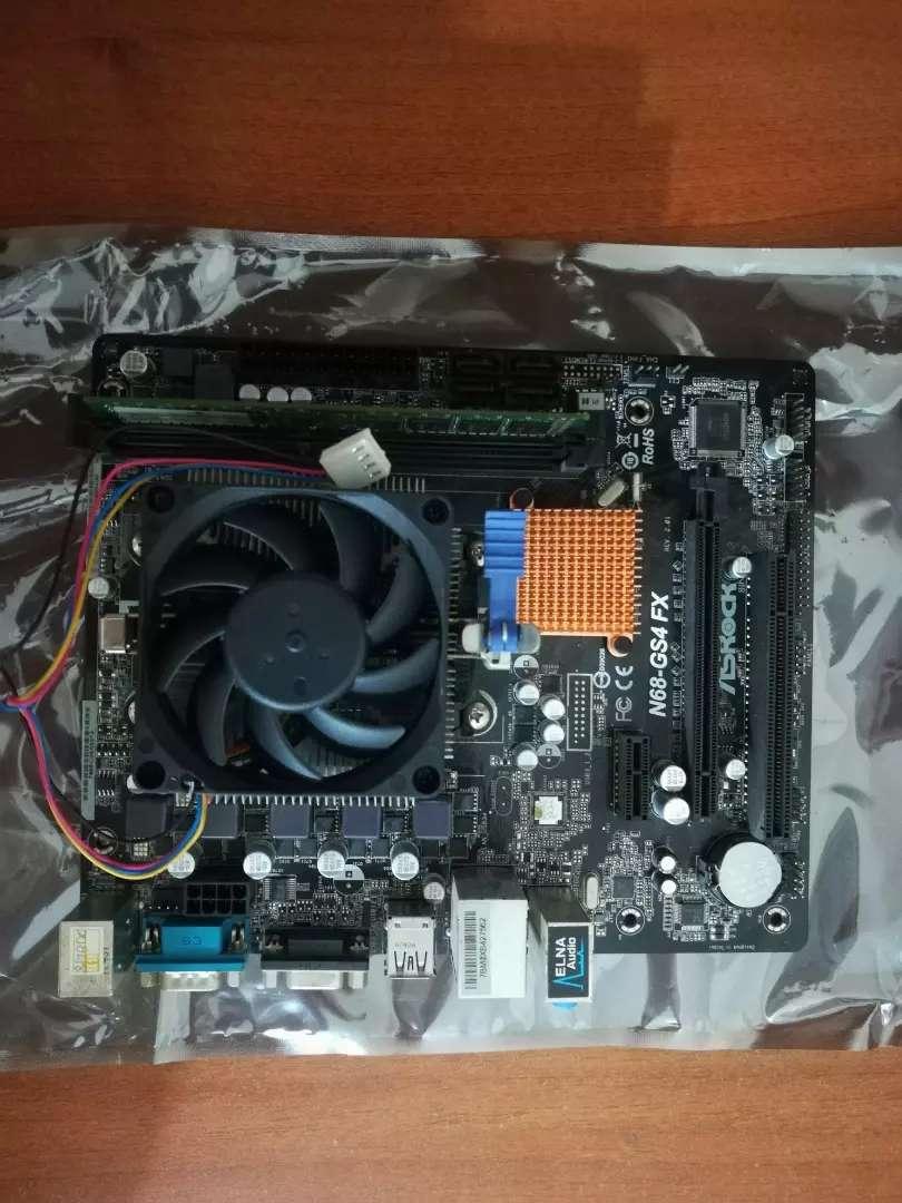 Combo AMD FX 6100, board y ram 0