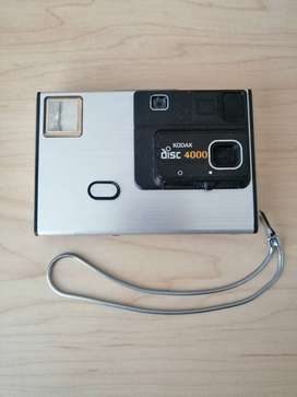 Camara Kodak Disk 4000 Vintage