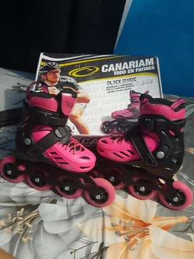 Patines Canariam Black Magic