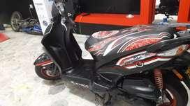 Se vende moto agility