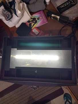 Tapa luz para acuario