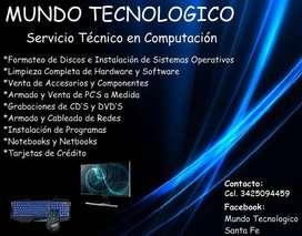 MUNDO TECNOLOGICO SANTA FE