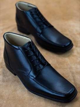 Zapatos de Cuero/Calzado Arevalo B10: ( Clásicos )