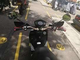 Vendo hermosa moto Ws en excelente estado