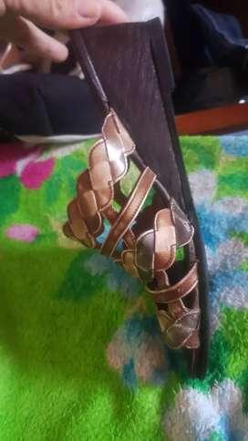Calzado femenino impecable d cuero cmo nuevo