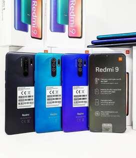 Redmi 9 64gb nuevo
