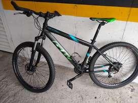 Bicicleta GW rin 27.5 Talla M