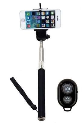 Baston Shutter Control Monopod Selfies Celulares - La Plata