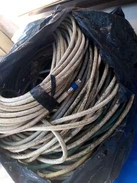 Cable para el cable con fichas