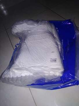 Botas Plásticas Blancas