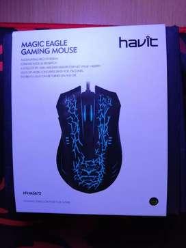 Mause Havit Gaming mouse de 3200 de dpi de USA