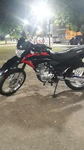 Vendo Honda XR 150 Impecable