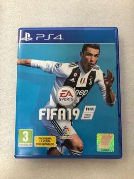 FIFA 19 En Perfecto Estado