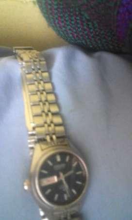 Vendo reloj seiko
