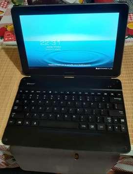 Tablet Samsung GT-P7500 como nueva!
