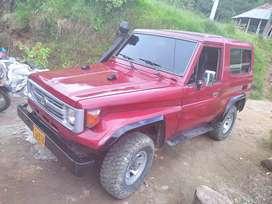 Vendo Toyota Land Cruiser macho japonesa