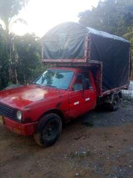Camioneta Luv 1600 mod 82