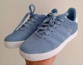 Zapatillas Adidas Gazelle para Niños Nuevas y Originales