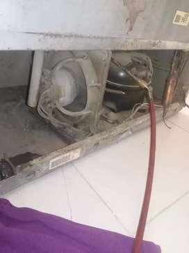 Reparación de neveras nevécones aires acondicionado mantenimiento