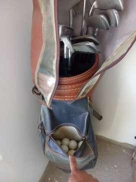 Se vende kit de golf