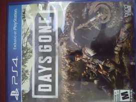 Juego Days Gone