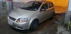 Chevrolet Aveo Activo Flamante Hatchback
