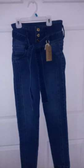 Jeans tallla 8 nuevo