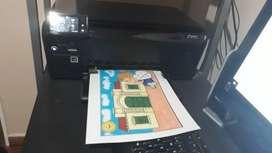 Impresora Multifuncion HP PHOTOSMART