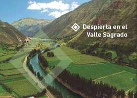 LOTES EN VALLE SAGRADO DE LOS INCAS- CUSCO (294 m2)